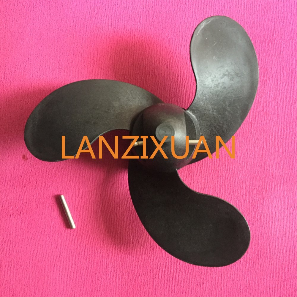 Plastic Propeller 309-64106-0 309641060M for Tohatsu Nissan 25HP 35HP  Mercury 33HP  Johnson Evinrude 33HP outboard motor