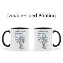 Rick And Morty Funny Mug 11oz