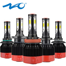 Fog-Light H27 Automobiles Motorcycle 881 H3 9005 9006 880 H1 H8 Hb4 Led 36W NAO for 4200lm