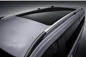Image 5 - HOT roof rail roof bar roof rack for VITO V class V260 Valente W447 2016 2020,7075 Aviation aluminum alloy,two kinds of length