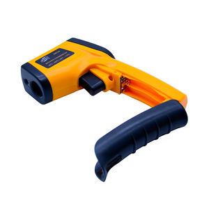 Image 3 - Digital gm320 Infrared Thermometer non contact infrared thermometer temperature Pyrometer IR Laser Point Gun   50~380 degree