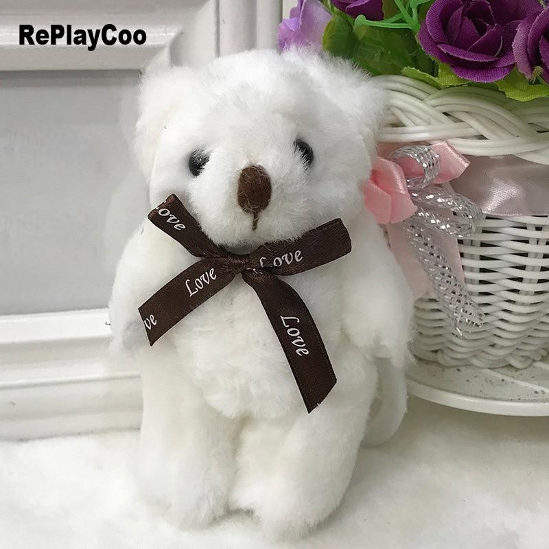 61fb4c9827c Detail Feedback Questions about 25pcs Teddy Bear Plush Toys Tedy ...