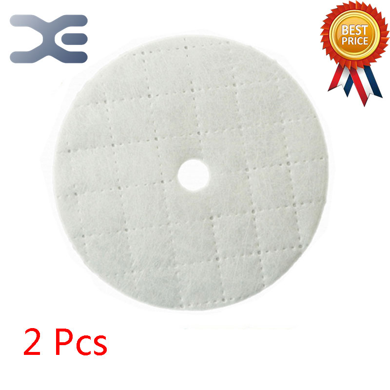 2Pcs Lot High Quality Adaptation For Philips FC8202 / 8204/8254 Vacuum Cleaner Accessories Filter Outlet Filter