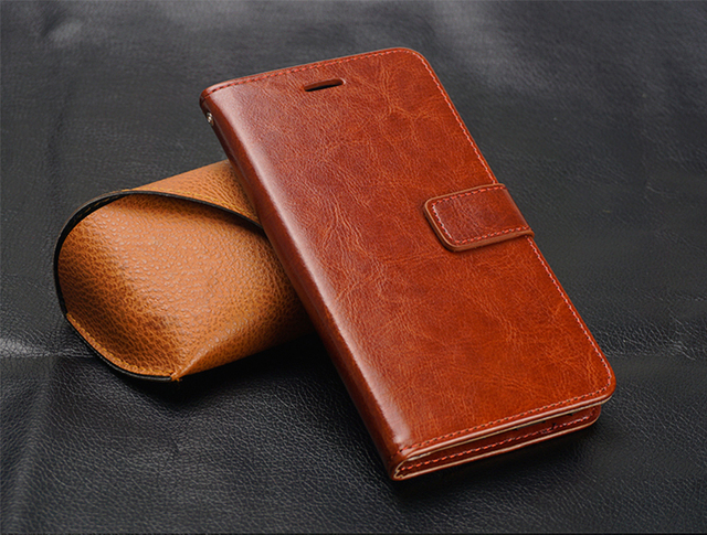 Vintage Premium PU Wallet Leather Case For Huawei GT3 GT 3 Honor 5C 5 C 7