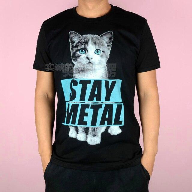 f564bb0a09a0 2014 autumn miss may i metal fashion Cat Golf Wang t-shirt shirt Odd Future  kill them all tee