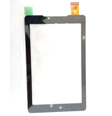 Tempered Glass / New Touch screen Panel Digitizer For 7 PRESTIGIO MULTIPAD WIZE 3787 3G PMT3787 Tablet Glass Sensor Replacement free shipping 8 inch touch screen 100% new for prestigio multipad wize 3508 4g pmt3508 4g touch panel tablet pc glass digitizer