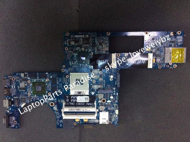 Trabalho Excelente DARM5CMB8D1 0WDH9C Para Dell Studio XPS 1645 Laptop Motherboard Mainboard Rev D