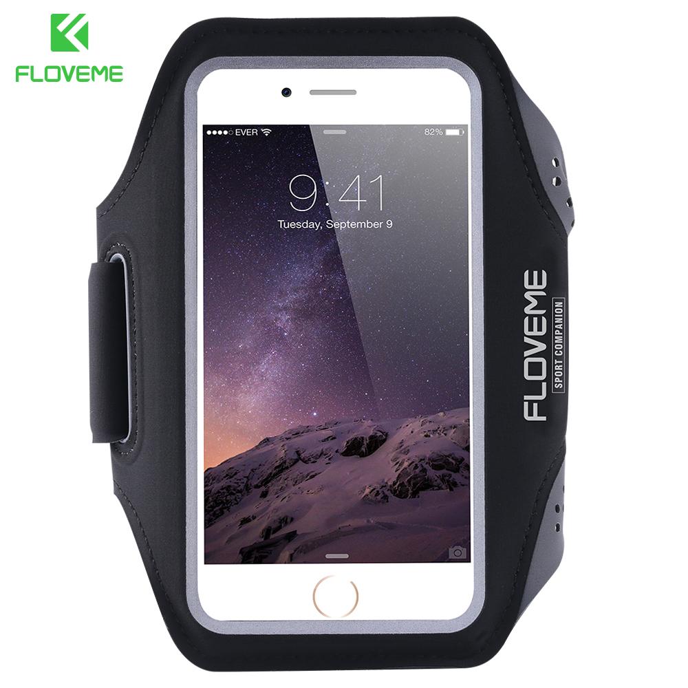 brand new a8885 95bcf Waterproof Sport Arm Band Samsung Galaxy S9 S8 Plus S7 S6 Edge S5 A3 A5  Clear Touch Cover Running Gym Bag