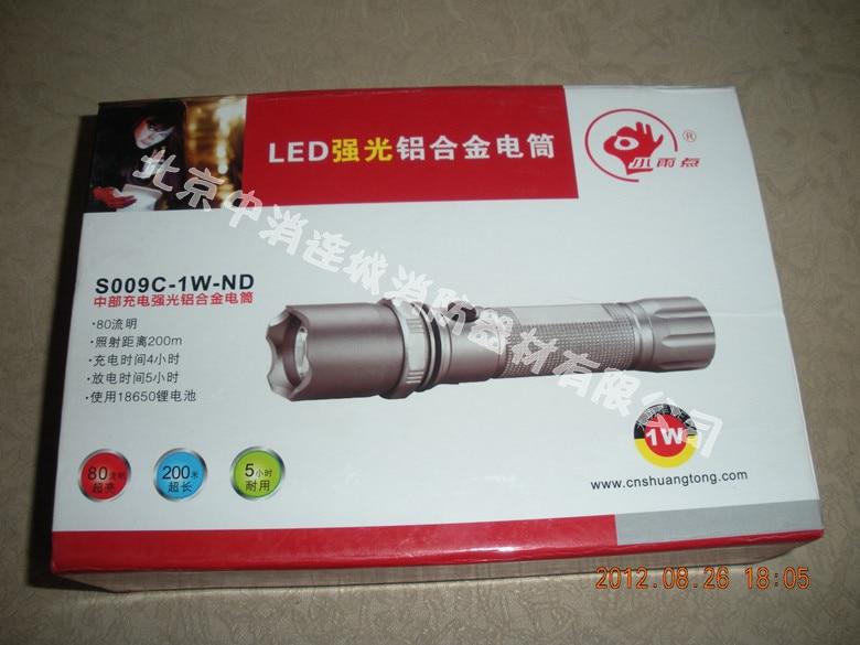 New Small flashlight - - flashlight searchlight - led aluminum alloy flashlight strong light producer price 5pcs/lot