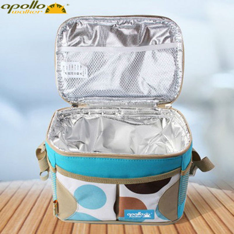 Aliexpress Apollo Insulated Thermal Bag Cooler Portable Lunch Box Ice Pack Bolsa Termica 600d Aluminum Foil From