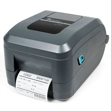 Zebar GT820 barcode&label adhesive sticker printer support printing jewelry and Clothing tag