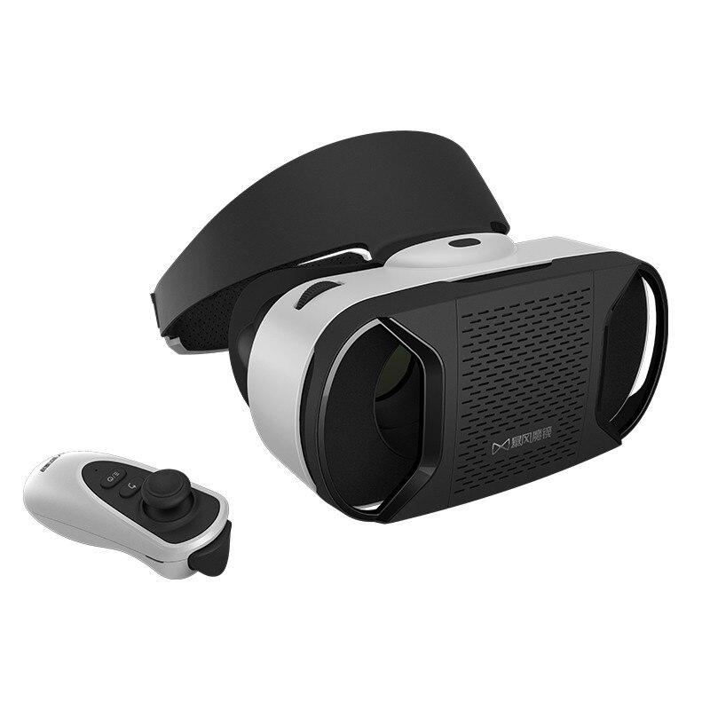"Original <font><b>Baofeng</b></font> <font><b>Mojing</b></font> 4 <font><b>IV</b></font> <font><b>Virtual</b></font> <font><b>Reality</b></font> 3D Glasses Helmet VR Box Gear Cardboard <font><b>Head</b></font> <font><b>Mount</b></font> for 4.7"" ~ 5.7"" Smartphone"