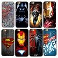 Дэдпул/железный Человек/Marvel Мстители KingKong Star Wars Телефон Hard Plastic Case Cover Для Apple iPhone 4s/55 s/se/5c/7/66s7plus