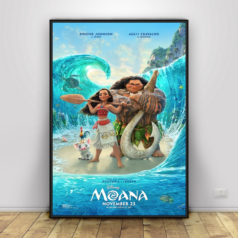 Ivyye 1pcs Moana Series Anime Blanket Plush Velvet Warm Decoration Soft Bed Home Throw Sofa Blankets Kid Adult Gifts New Blankets
