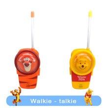 Hot sale Cartoon Walkie Talkie Communication Toy Cartoon for Children Kids Gift Durable Handheld Open Area