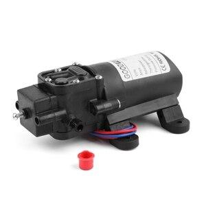 Image 3 - 12V 72W wysokiego ciśnienia mikro membranowa pompa wodna przełącznik automatyczny zarzucanie treści żołądkowej do przełyku/inteligentny typ