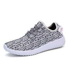 ชาย/หญิงรองเท้าลำลองในช่วงฤดูร้อนระบายอากาศที่มีน้ำหนักเบารองเท้าตาข่ายบินทอที่มีคุณภาพสูงผู้หญิงรองเท้าคนรักรองเท้าZ Apatos H Ombre 8