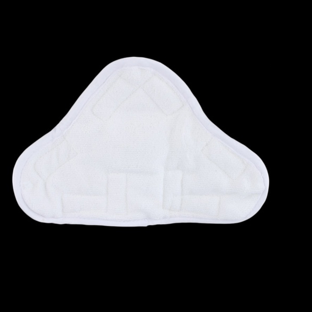 Reusable Cloth Washable Microfiber Replacement Pads Fit H2O X5 Steam Mop Home Cleaning Tools(China)