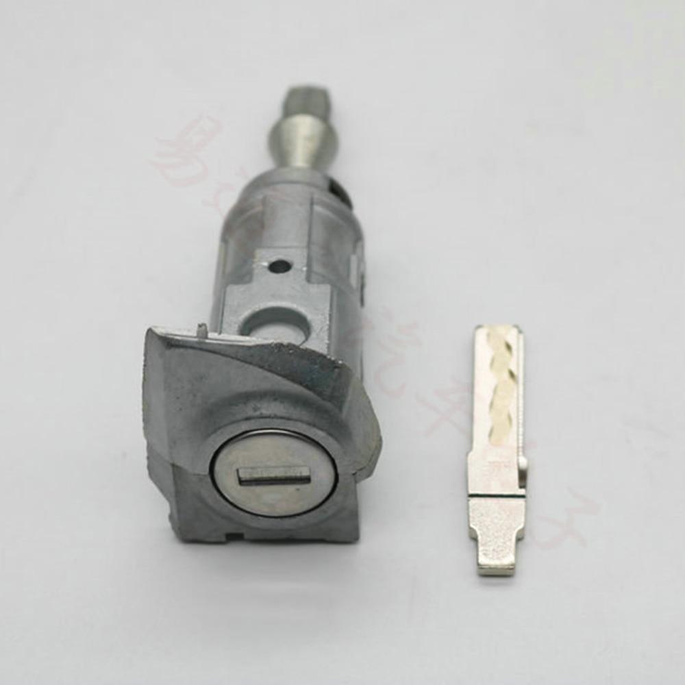 CHKJ Original HU66 Practice Locks Door Lock Cylinder for V W Volkswagen GOLF 7 Lamando Car Practice Lock Cylinder Free Shipping