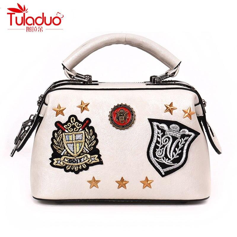 Fashion Doctor Bags High Quality pu Leather Women Handbags Famous Brand Women Crossbody Bags Luxury Ladies Messenger Bags 2018