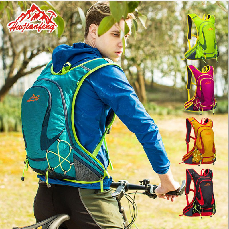 Marca Ciclismo Mochila Bolsas para Travel Running Baloncesto con Red para el Cas