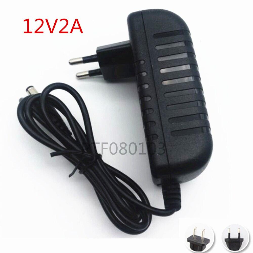110 V-240 V a 12V 12V 2A 24W AC DC adaptador de cargador de fuente de alimentación de la UE nos enchufe 5.5mmx2 1-Jack de 2,5mm Cargador de coche USB Dual 5V 3.1A adaptador de carga rápida para teléfono móvil cargador de coche universal con pantalla LED para iPhone Samsung Galaxy