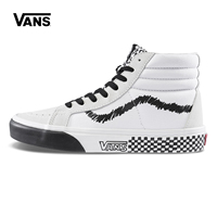 Original New Arrival Vans Men's & Women's Classic SK8 HI Reissue Skateboarding Shoes Sneakers Canvas Comfortable VN0A2XSBU7B