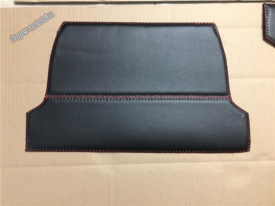 lapetus for nissan qashqai j11 2014 2018 rear seat Lapetus Accessories For Nissan Qashqai J11 2014 - 2018 Rear Seat + Armrest Box Anti Kick Mat Pad Protection Kit