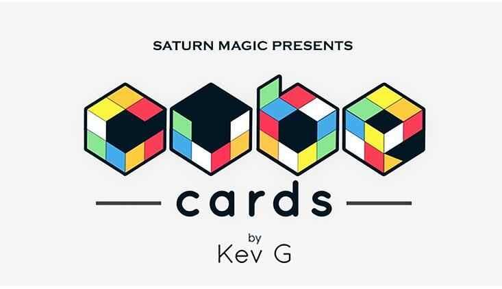 שבתאי קסם מציג קוביית כרטיסי ידי קאב G קסמים