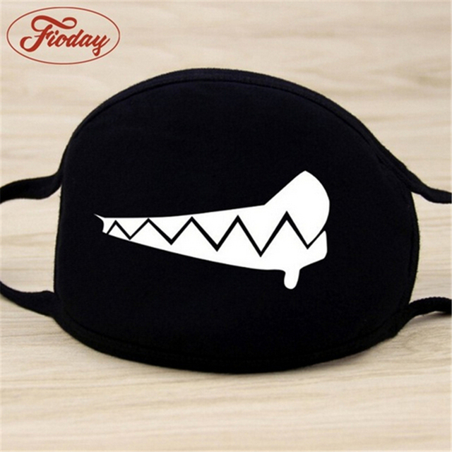 Unisex Face Mouth Mask Camouflage Mouth-muffle Respirator Cartoon Cotton Masks Outdoor Health Care Masks Wholesale Drop Shipping 2