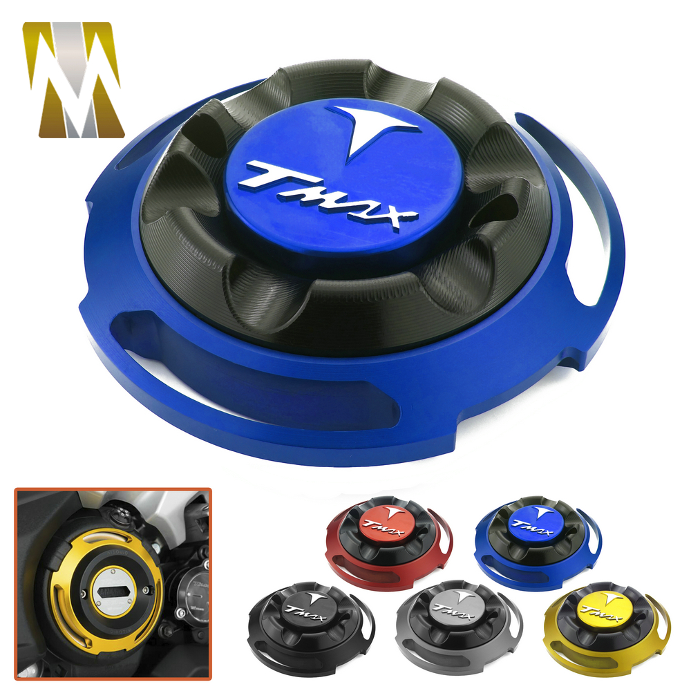 Tmax 530 SX DX 2017 2018 Accessories Moto Motorcycle Engine Stator Cover For Yamaha Tmax530 T-max T max 530 sx dx 2017 2018 for yamaha t max 530 tmax 530 dx t max 530 sx 12 18 t max 500 accessories folding extendable brake clutch levers logo tmax