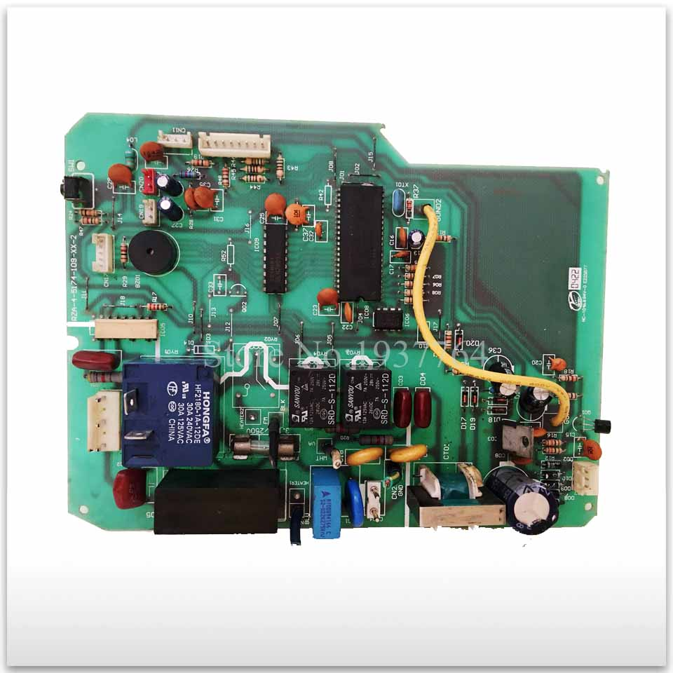 95% new used board for Air conditioning computer board circuit board RZA-4-5174-109-XX-2/1 good working95% new used board for Air conditioning computer board circuit board RZA-4-5174-109-XX-2/1 good working