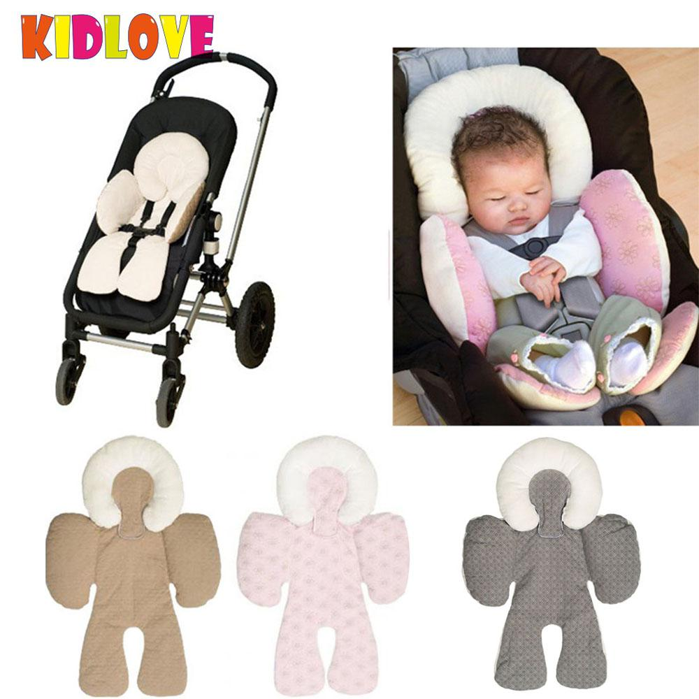 KIDLOVE Baby Infant Portable Baby Safety Seat Childrens Chairs Carriage Cushions Support for Car Seats and Strollers