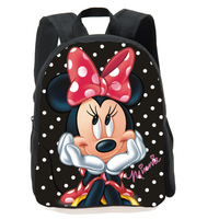3D Princess Barbie Mini Round School Backpack For Toddler Baby Kindergarten Girls Boys Schoolbags Kids Book