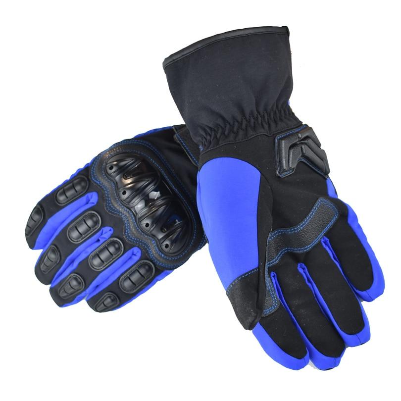 Madbike guantes de moto más nuevos a prueba de agua moto guantes - Accesorios y repuestos para motocicletas - foto 2