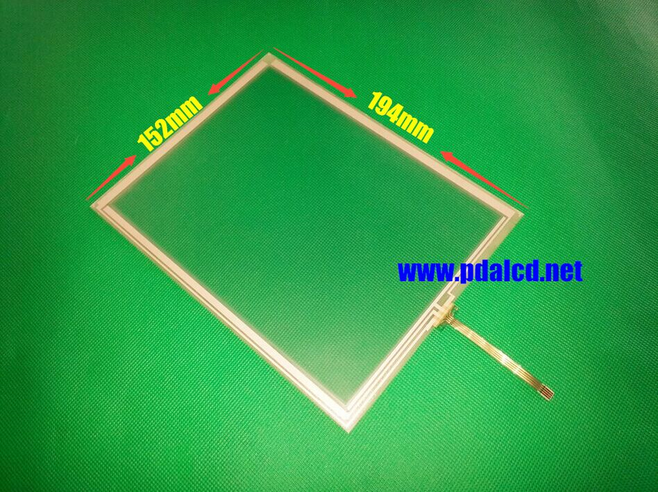New 8.4 inch 4 wire Resistive Touch screen digitizer panel for NEC NL6448BC26-11 NL6448BC26-25 Touch Screen Panel Free shipping new 10 1 inch 4 wire resistive touch screen panel for 10inch b101aw03 235 143mm screen touch panel glass free shipping