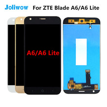 Tested! For ZTE Blade A6 A6 Lite A0620 LCD Display with Touch Screen Assembly Repair Parts With free Tools For ZTE A6 Blade A 6