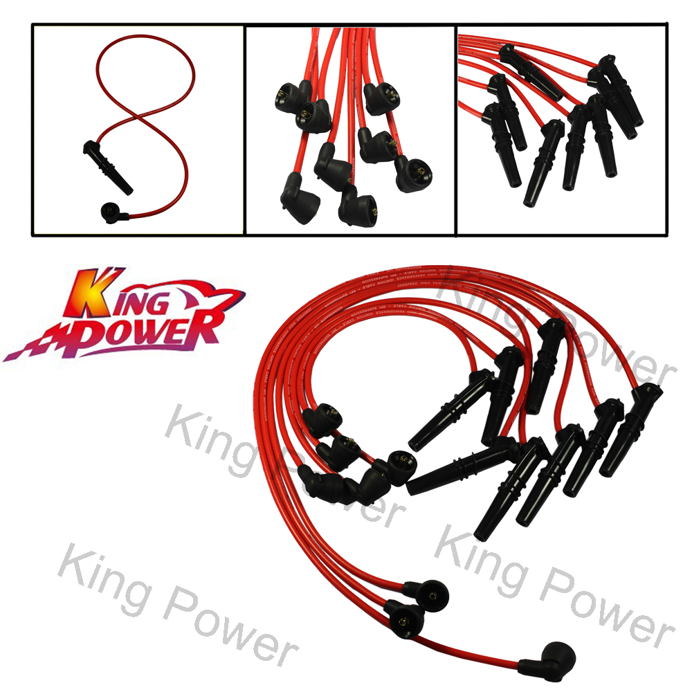 Plug-Wire-Set Ford Lincoln Spark Mercury 1996-1999 Ford/Lincoln/Mercury/..
