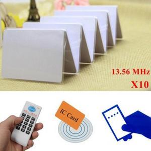 Image 5 - Palmare RFID 125Khz 13.56MHZ Copier Duplicator Cloner RFID NFC Lettore di IC Card con Scrittore Carte Vestito