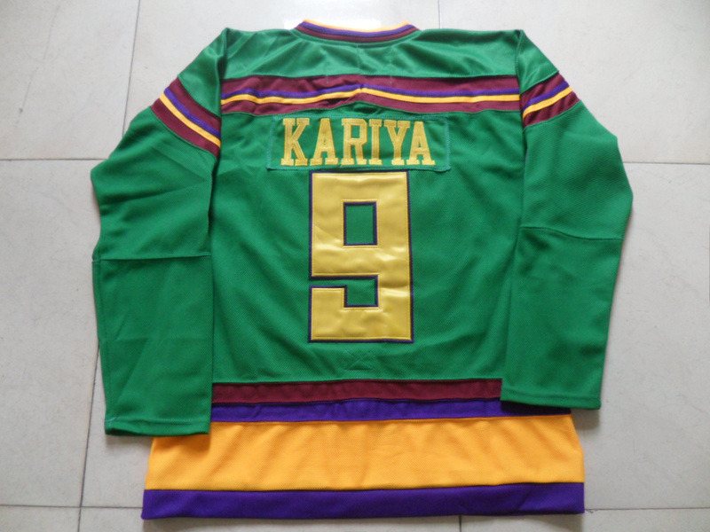 260f683a9 Anaheim Ducks Jerseys 9 Paul Kariya Jersey Ice Hockey CCM Vintage Retro  Kariya 2017 Cheap ...