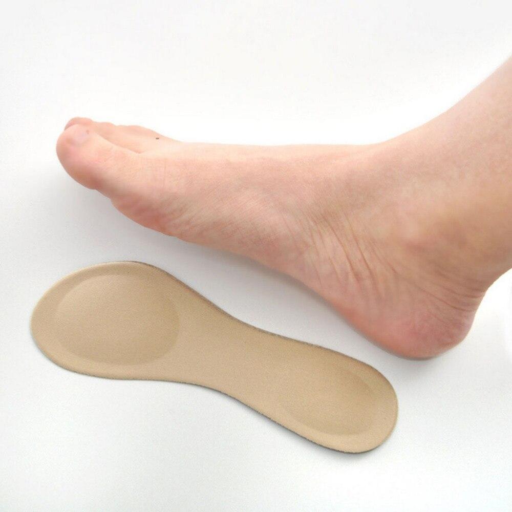 Sponge 3D4D Shoe Insole Cushion Pad DIY Cutting Soft Anti Pain Feet Care Massage