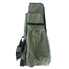 Fishing Bags Portable Folding Fishing Rod Carrier Fishing Pole Tools Storage Bag Case Fishing Rod Reel Padded Holdall
