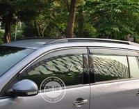 High Quality Plastic Window Visor Vent For Volkswagen VW Tiguan 2009 2010 2011 2012
