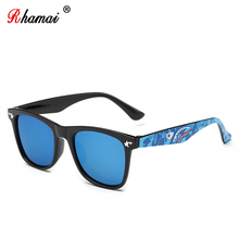 RHAMAI Cool Baby Boy Girls Kids Sunglasses Top Fashion Coati