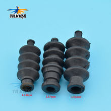 3 stks RC Boot L34/37/42mm Rubber Balg Radio Box Seals Voor Rc Boot(China)