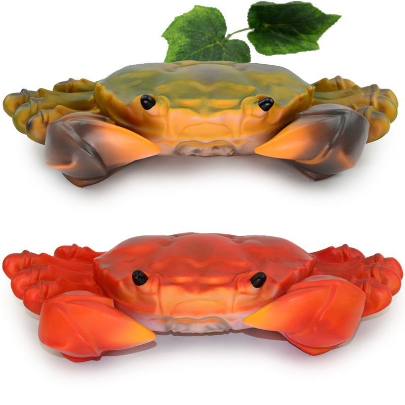 050 Simulation crab super large lobster model plastic food display fake crab in Artificial Foods Vegetables from Home Garden