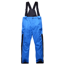 Climbing Pants Hot Pants Children's Clothing Brand Ski Team Sports Waterproof Trousers Wind-Proof Girls 4-15 T For Men