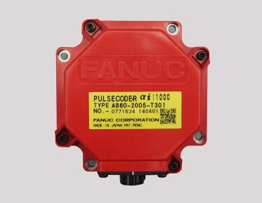 Original Used 90% New iI1000 FANUC Encoder Motor Controller Servo Pulse Coder A860-2005-T301 for FANUC Servo Motor