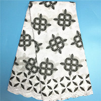 2017 New African Cotton Swiss Voile Lace Fabric High Quality Stones Swiss Voile Lace In Switzerland cotton african lace fabric