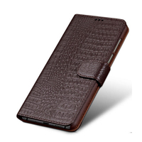 Business Flip Case for Samsung Galaxy S9 Genuine Leather Luxury Wallet Card Slots Kickstand Cover Bag for Galaxy S9 Plus
